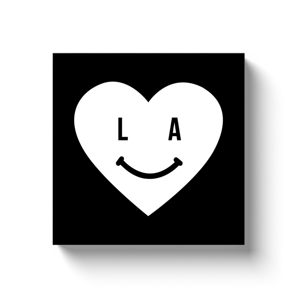 I HEART LA / Canvas Wraps
