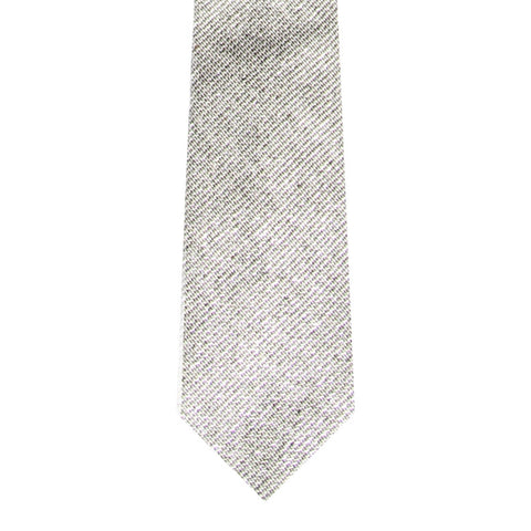 BRJ // SILVER TIE Men's Ties By Robert James