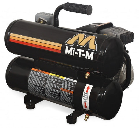 Mi-T-M 5.0 Gal Electric Single Stage Air Compressor: AM1-HE02-05M