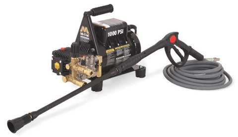 Mi-T-M 1000 PSI Electric/ Direct Drive: CD-1002-2MUH