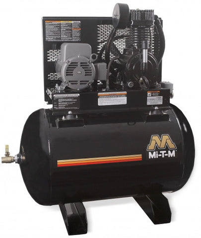 Mi-T-M 80.0 Gal Electric Two Stage Air Compressor: AAS-23105-80H