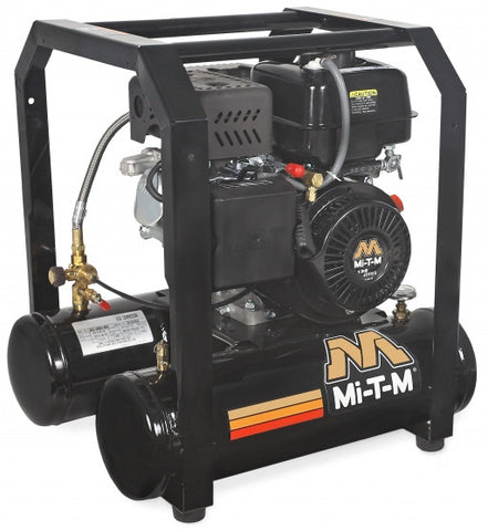 Mi-T-M 5.0 Gal Gasoline Single Stage Air Compressor (Mi-T-M) AM1-HM04-05M