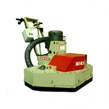 Edco 51500: Four-Disc Floor Grinder 11 Horsepower with Honda Engine