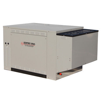 Gillette 16kW Gaseous Standby Generator: SPP-180