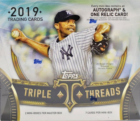 Triple Threads Baseball 2019