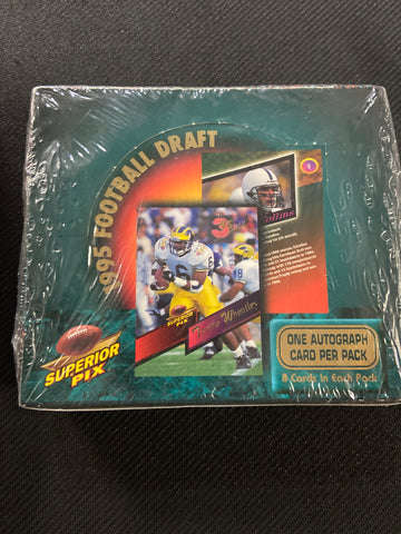 1995 Superior Pix Football