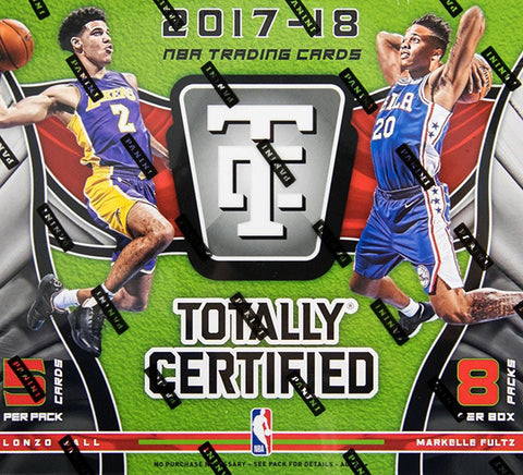 2017/18 Certified Basketball