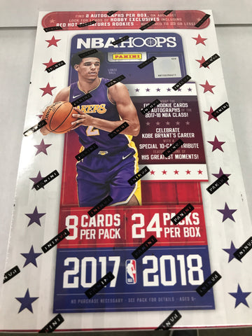 Panini NBA Hoops 17-18 Basketball