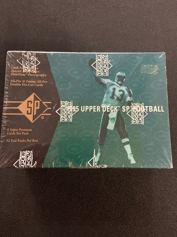 1995 Upper Deck SP Football