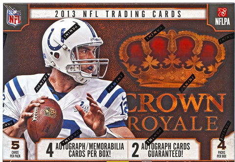 2013 Crown Royale Football