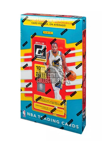 Donruss Basketball 2017/18
