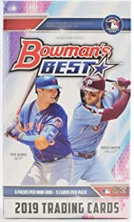 Bowman Best Baseball 2019