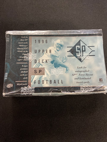 1996 Upper Deck SP Football