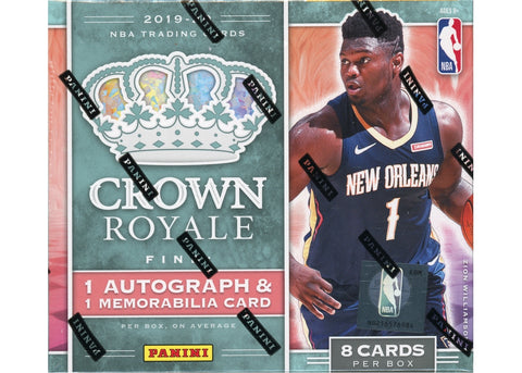 Crown Royale Basketball 2019/20