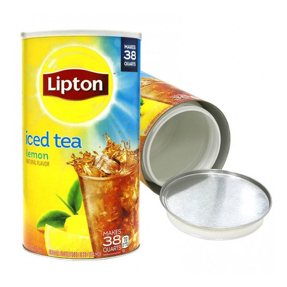 Lipton Iced Tea Stash Can / Diversion Safe