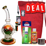 Quantum Sci Glass Bong Bundle Package Deal