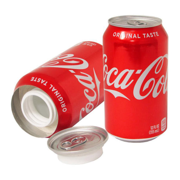 Coca Cola Stash Can