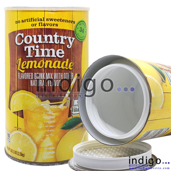 Country Time Lemonade Stash Can / Hidden Safe