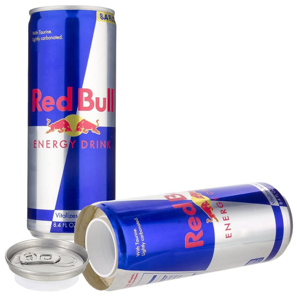 Red Bull Energy Stash Can