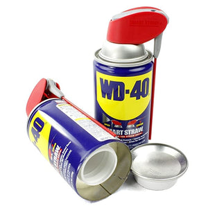WD40 Stash Can Diversion Hidden Safe