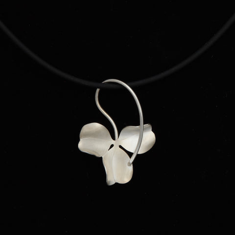 Clover necklace (pendant)
