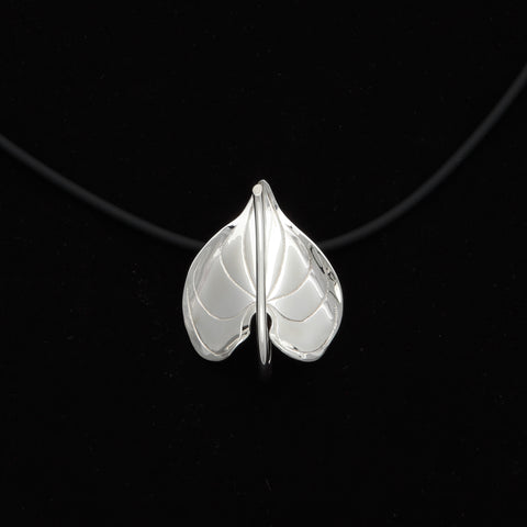Morning Glory necklace (pendant)