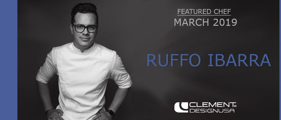 March 2019 Featured Chef: Ruffo Ibarra