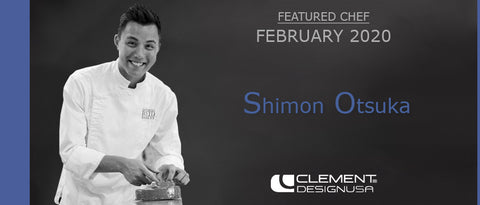 February 2020 Featured Chef: Shimon Otsuka