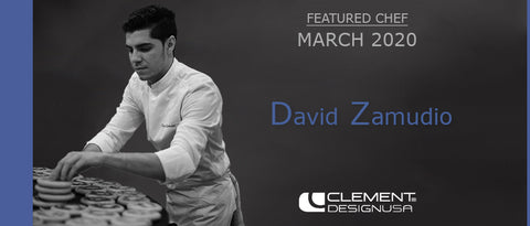March 2020 Featured Chef: David Zamudio