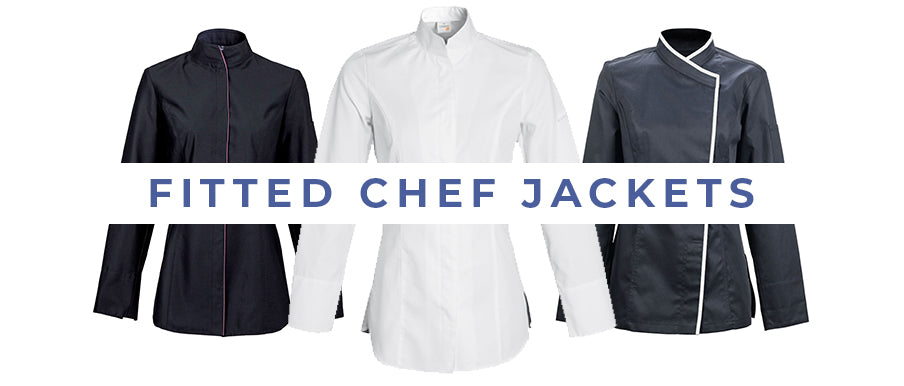 Clement Design USA Fitted Chef Jackets