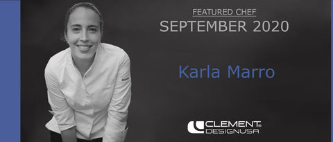 September 2020 Featured Chef: Karla Marro