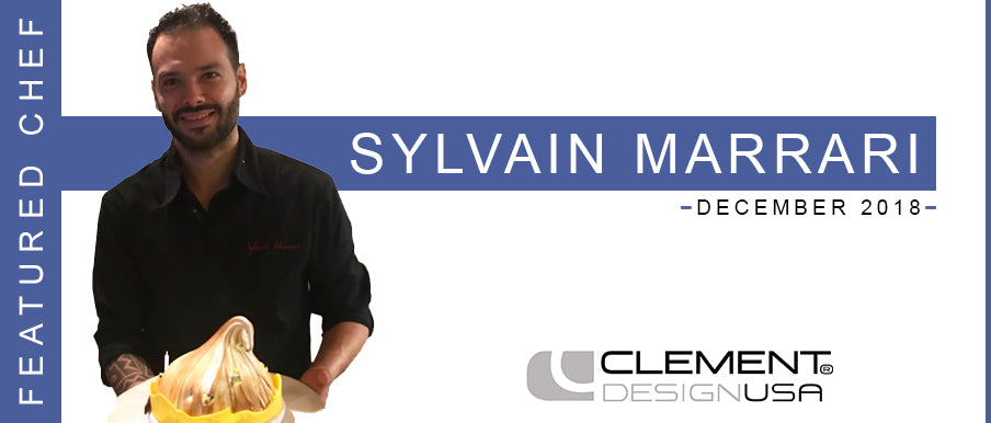 December 2018 Featured Chef: Sylvain Marrari