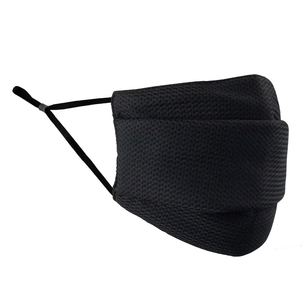 Restaurant Face Mask - Black