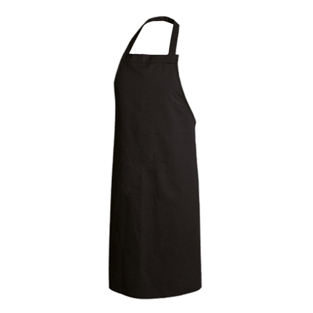 PAPRIKA black bib chef and service apron
