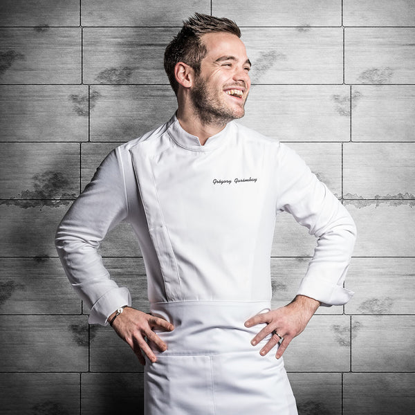 C-ONE premium long sleeve chef jacket