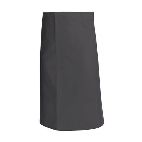 CANELLE charcoal waist and service apron