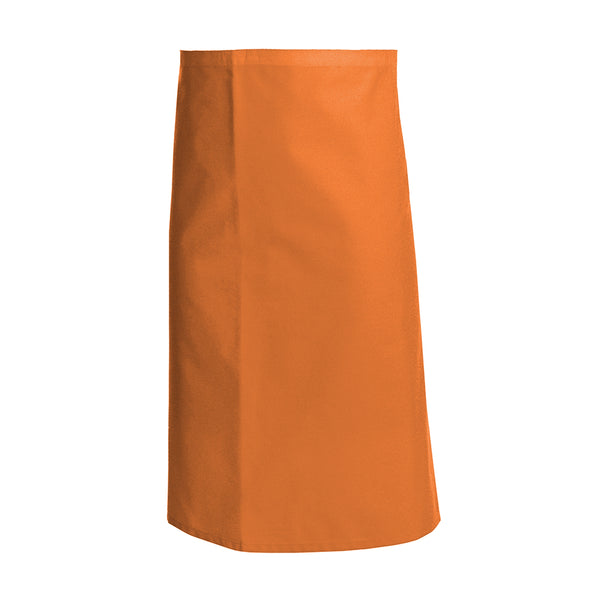 CANELLE orange waist and service apron