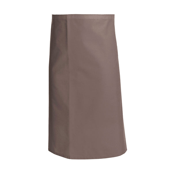 CANELLE Taupe colored waist and service apron