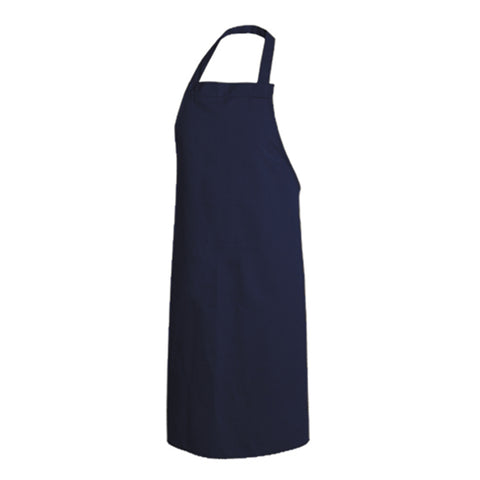 PAPRIKA navy blue bib chef and service apron