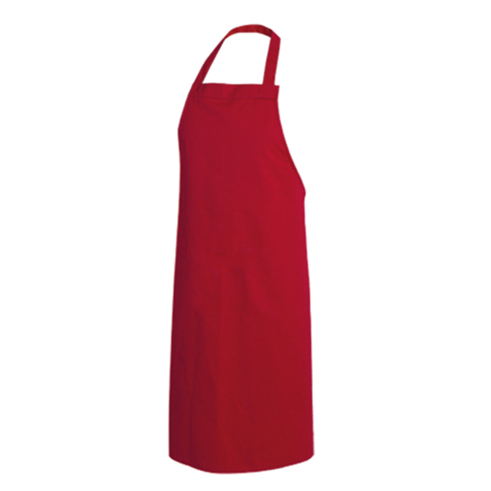 PAPRIKA red bib apron chef and service wear