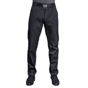 DIABLO men's fitted chef pants