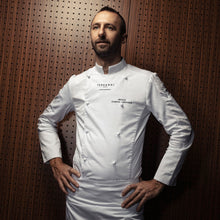 DREAM executive chef jacket, classic style with lightweight dry-up technology