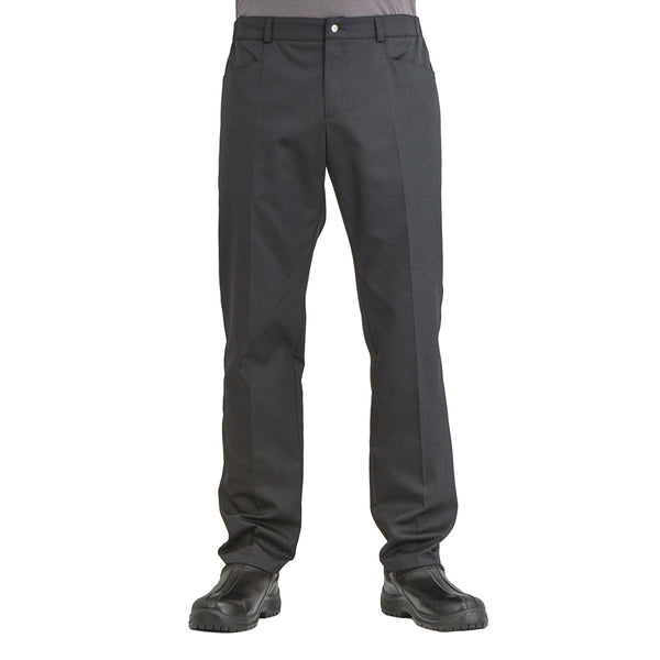 ELISEOS modern fit chef pants