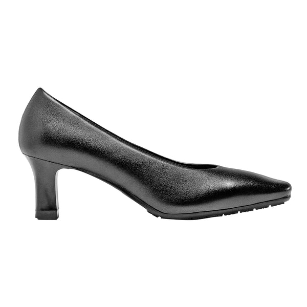 ESCALA slip resistant service heels for women
