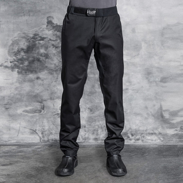 FUGA chef pants with adjustable belt