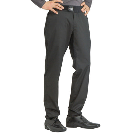FUGA adjustable chef pants with built in belt