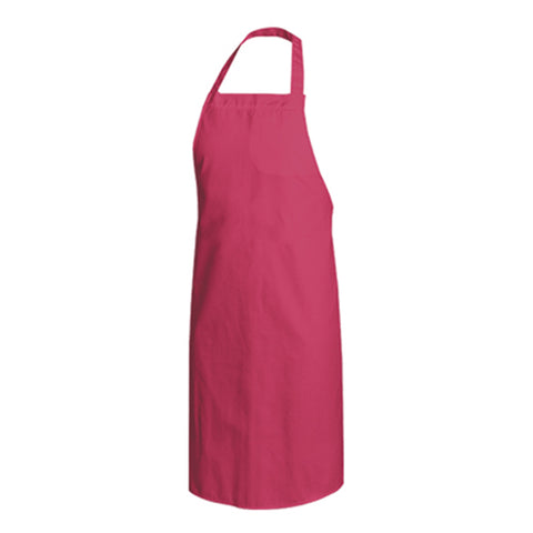 PAPRIKA fuschia bib chef and service apron