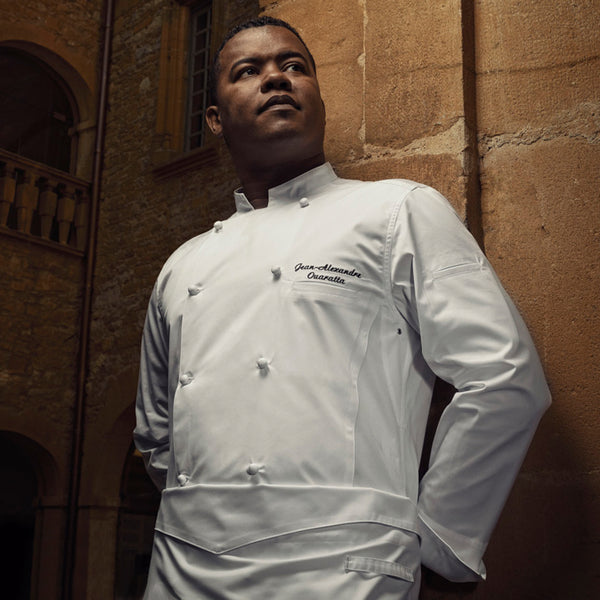 HERITAGE traditional 100% egyptian cotton chef jacket