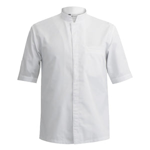 MANTOVA SHORT, Men's Chef Jacket