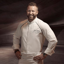 FORZA executive chef jacket for men